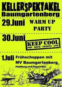 Kellerspektakel Baumgartenberg Freitag