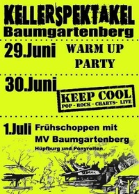 Kellerspektakel Baumgartenberg