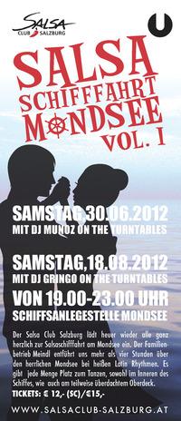 Salsa Schifffahrt Mondsee Vol. I