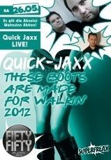 Quick Jaxx Live!