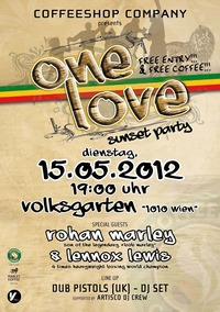 One Love Sunset Party