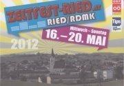 Zeltfest-Ried 2012@Sportplatz Ried in der Riedmark