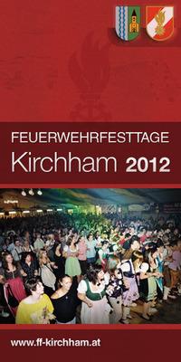 Feuerwehrfesttage Kirchham 2012@Festwiese Kirchham
