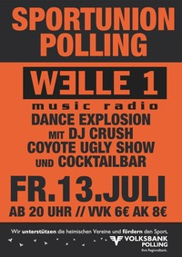Welle 1 Dance Explosion Polling