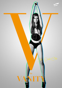 V for Vanity @Babenberger Passage
