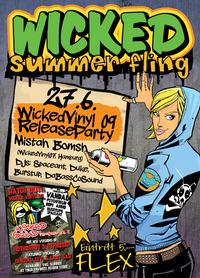 WickedSummerFling Eröffnungsparty