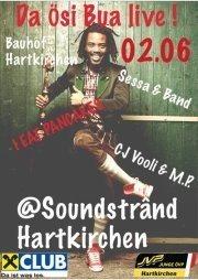 Soundstrand - Ösi bua live@Cafe Central Hartkirchen