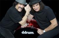 Drum Wars The Music of Carmine & Vinnie Appice@((szene)) Wien
