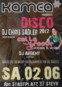 Kamea presents Disco 2012@Kamea