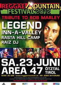 Reggae Mountain Festival 2012