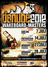 Danube Wakeboard Masters 2012 - Nö-landesmeisterschaft@Freizeithafen Ardagger
