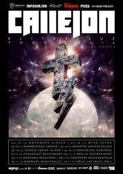 Callejon - Blitzkreuz Tour 2012