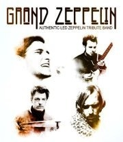 Classic Rock Night Grand Zeppelin & Cry Free @((szene)) Wien