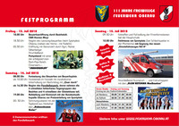 Feuerwehrwest Oberau/Wildschönau@Sportplatz