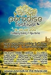 Paradise Festival 2012@Steinbruch / Ruine Falkenstein