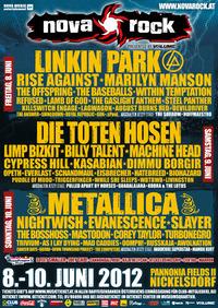 Nova Rock Festival 2012 - Tag 0