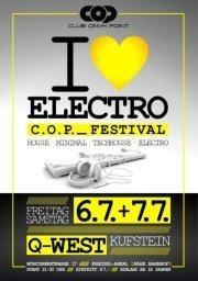 COP_I Love Electro Festival