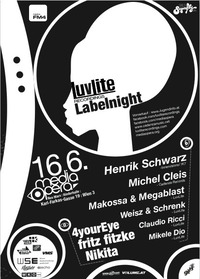 Luv Lite Labelnight