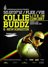 Collie Buddz & New Kingston Live in Concert!!!