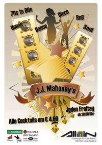 J.J. Mahoney's@All iN