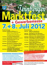 28. Ternberger Marktfest