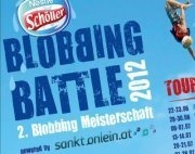 Blobbing Battle / Zell Am See - 6. Tourstopp der 2.blobbing Meisterschaften@Badesee