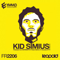 Kid Simius hosted by Ymmd Entertainment@Café Leopold