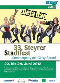 33. Steyrer Stadtfest