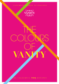 The Colours Of Vanity - The Posh Club