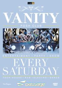 Vanity - The Party Posh Club