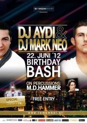 DJ Aydi & DJ Mark Neo - Big BirthdayBash