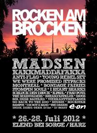 Rocken am Brocken Festival@Festivalgelände Elend