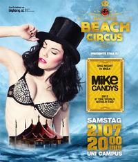 Bacardi Beach Circus