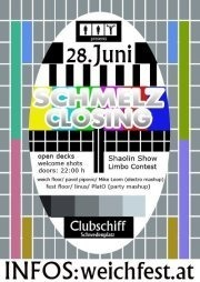 Schmelz Closing 2012