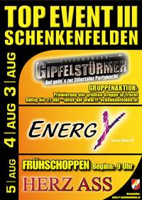Top Event III Schenkenfelden