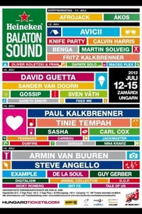 Heineken Balaton Sound 2012