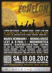 Echelon Open Air & Indoor Festival 2012
