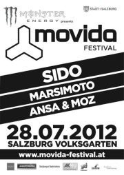 Movida 2012 - Hip-Hop Day feat. SIDO