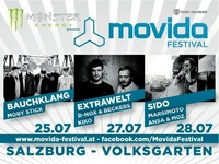 Movida 2012 - Opening feat. Bauchklang