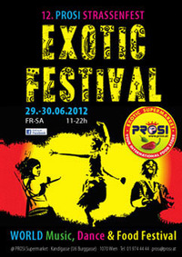 12. Prosi Exotic World Street Festival
