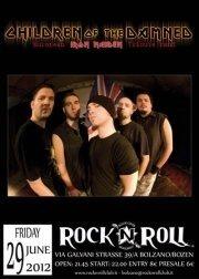 Children of the Damned (iron Maiden Tribute) - Fightclub (rock/metal - Bz)@Rocknroll Bolzano