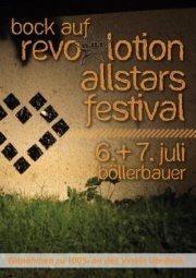 Bock auf Revo*lotion Allstars Festival