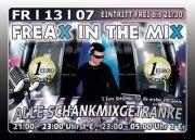 FreaX in the MiX@Excalibur
