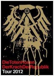 Die Toten Hosen - Krach der Republik@Wiener Stadthalle