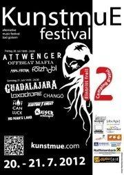 Kunstmue Festival 2012
