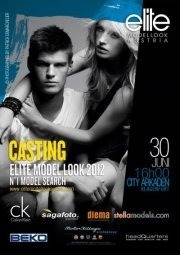 Elite Model Look Casting@City Arkaden
