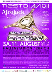 Energy 12@Hallenstadion