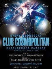 Club Cosmopolitan@Babenberger Passage