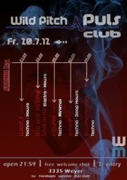 Puls Club - wild pitch