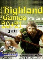 Südtiroler Highlandgames - Südtiroler Highlander@Festplatz